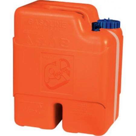 Πλαστικό Μεταφερόμενο, όρθιο Δοχείο Καυσίμου Delta CanSB