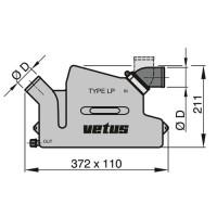 Υδατοπαγίδα LPR Vetus
