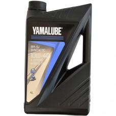 Λάδι για Τετράχρονες Εξωλέμβιες Μηχανές 10W40 Yamalube