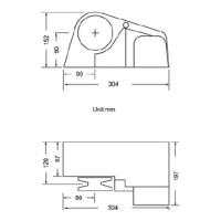 Οριζόντιος Εργάτης Άγκυρας PRO800