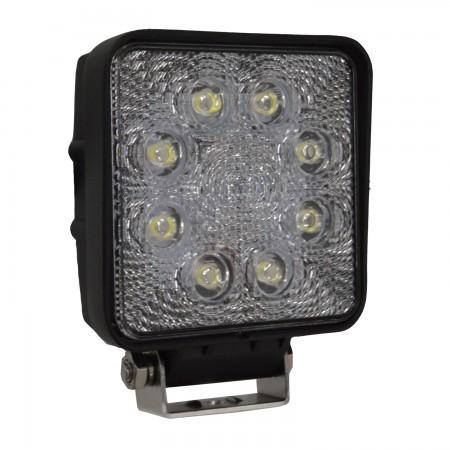 Προβολέας με Βάση και LED