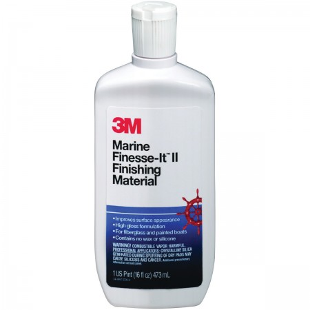 Αλοιφή 3M Marine Finesse-It II Finishing Material 500ml