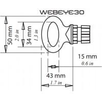 Μάτι Webeye30 Railblaza