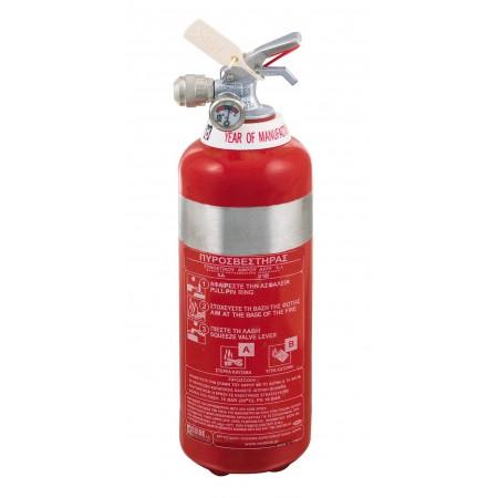 Πυροσβεστήρας 2Lt Αφρού INOX